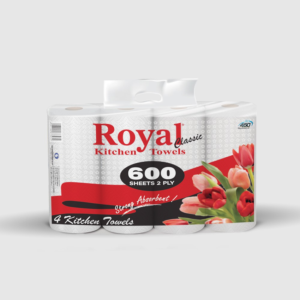 Royal Classic 600 Sheets...
