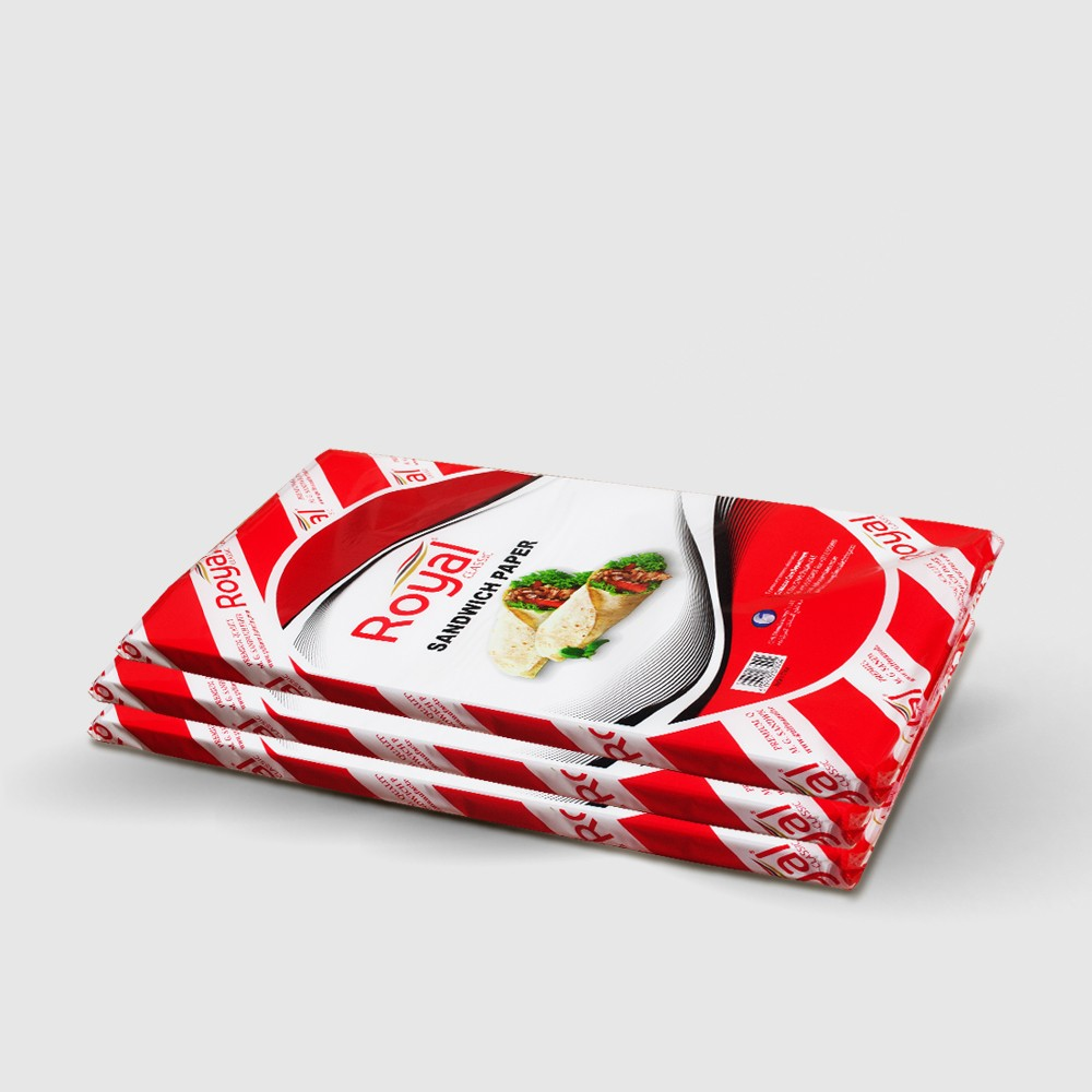 Royal Classic Sandwich Wrap...