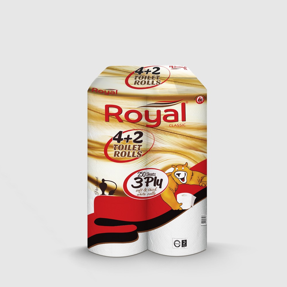 Royal Classic 250 Sheets x...