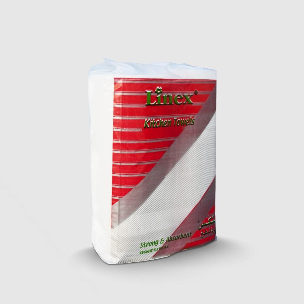 Linex Classic 75 Sheets x 2...