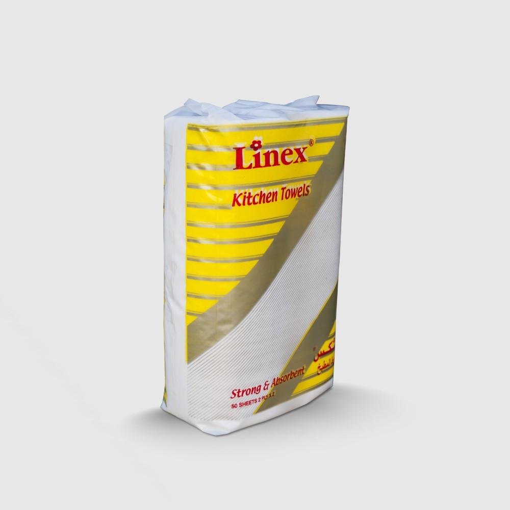 Linex Classic 50 Sheets x 2...
