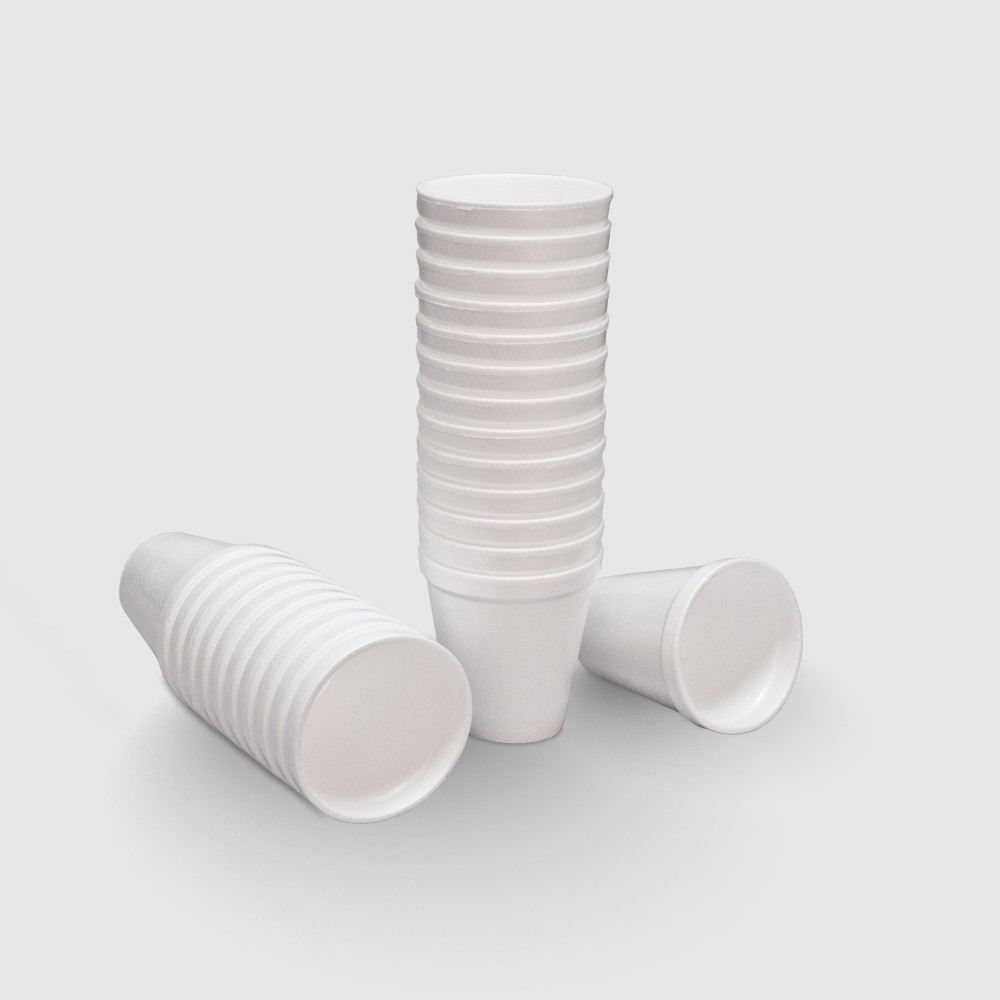 Disposable 6oz Foam Cups